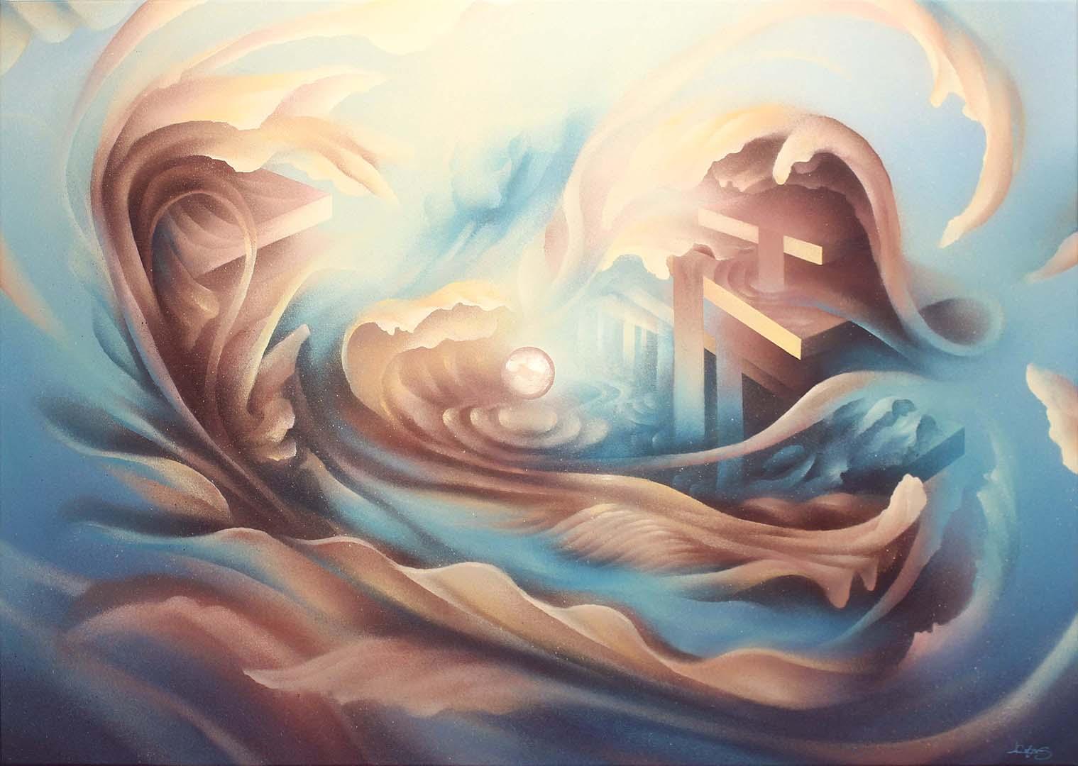 La Naissance de Venus – Stage II